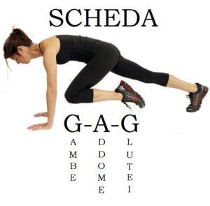 scheda GAG