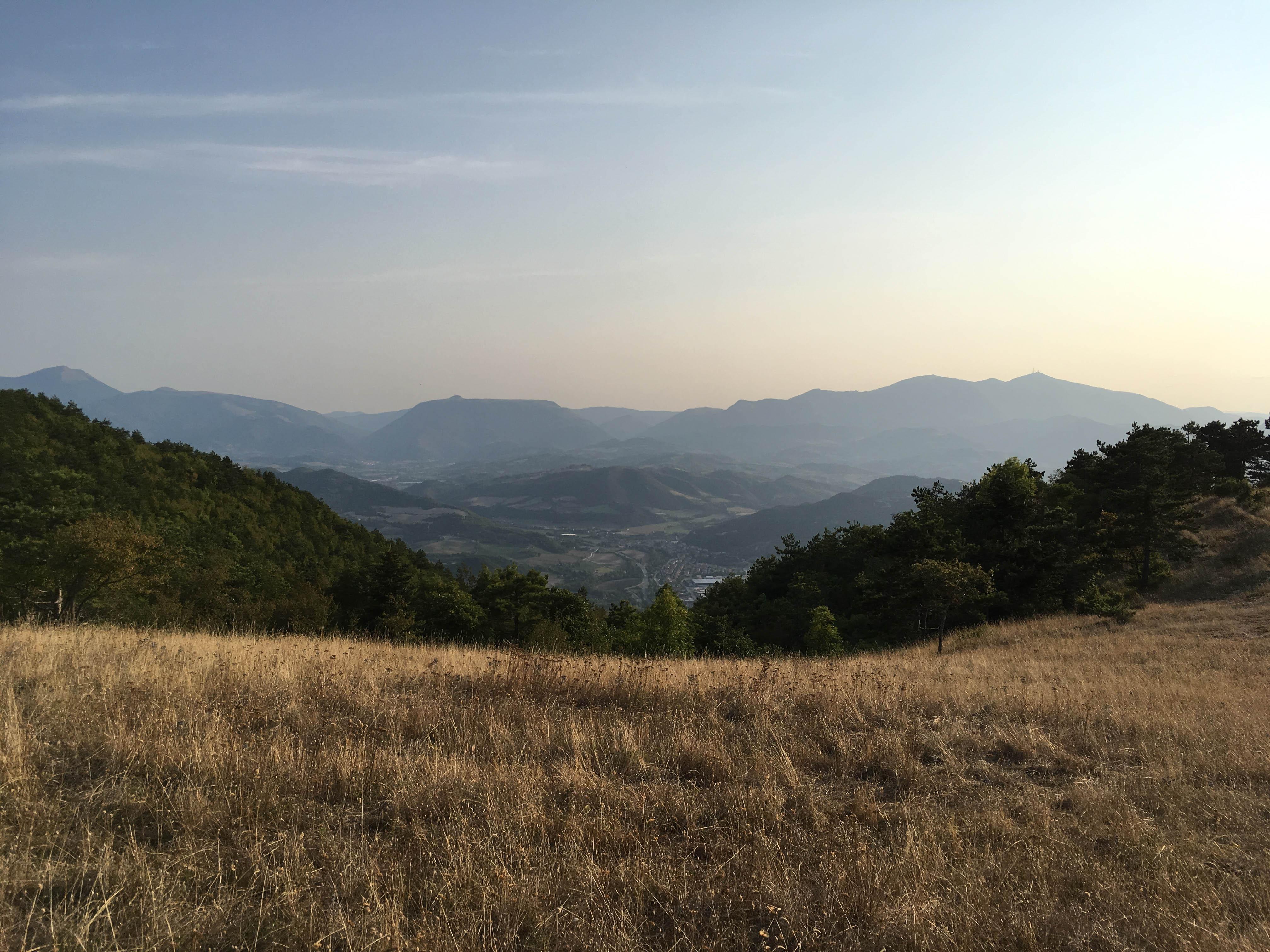 In vetta_1 (vista Monte catria)