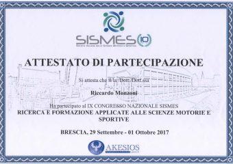 2017-10-01 SISMES Congress