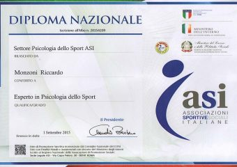 2015 - 09 - 01 Master in Psicologia dello Sport copia